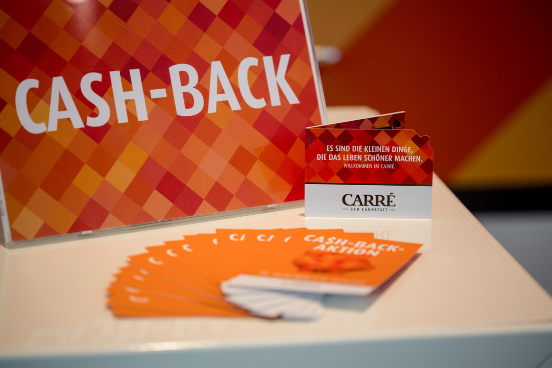 Referenz - Carré Bad Cannstatt - Corporate Communication