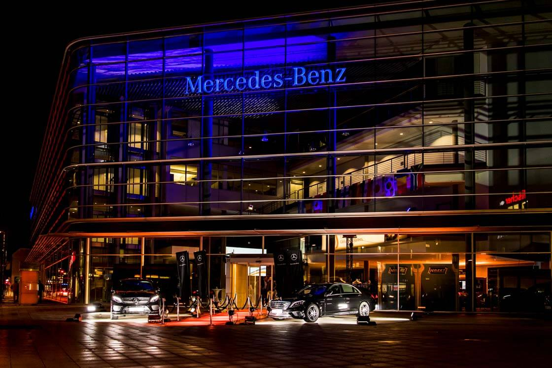 Referenz - Mercedes-Benz - Global TechMasters